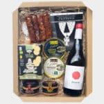 caja de feitizos comida para todos
