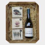 maridaje albamar con caja regalo
